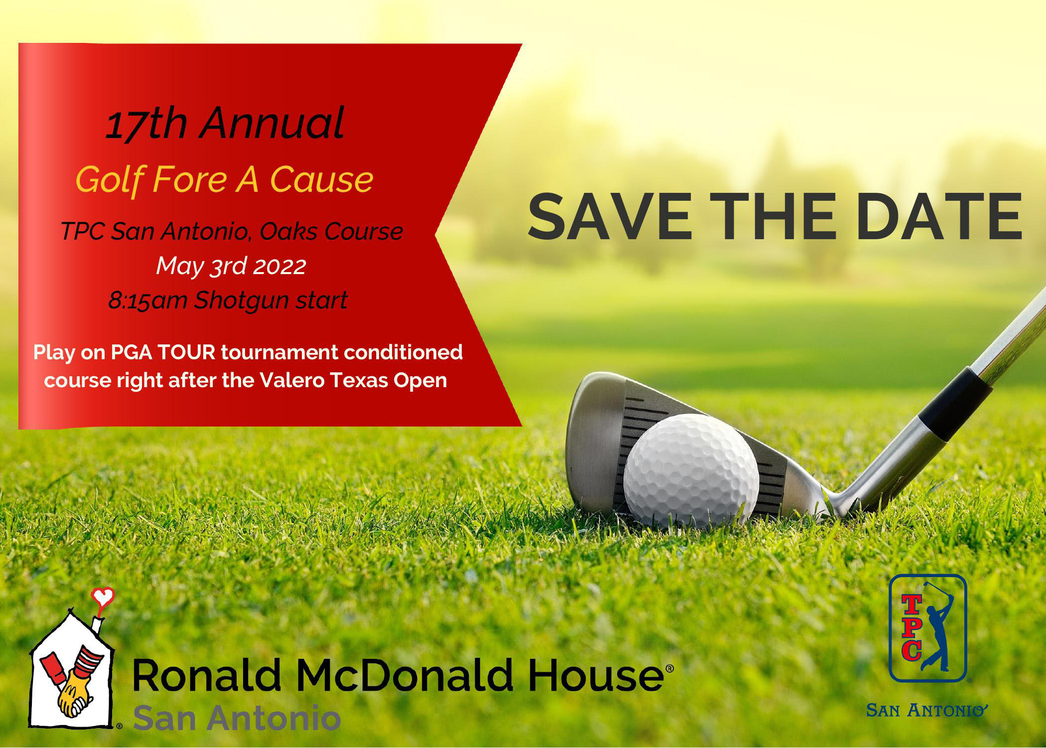 17th Annual Golf Fore A Cause